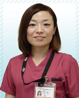 認定看護師さんインタビュー企画~武石さん(乳がん看護認定看護師)~   ナースの星 Q&Aオンライン